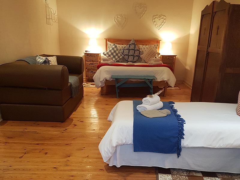 Accommodation in Graaff-Reinet